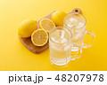 レモンサワー 48207978