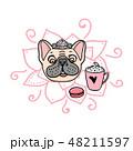 お姫さま プリンセス 姫のイラスト 48211597