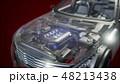 モーター エンジン 機関のイラスト 48213438