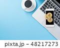 携帯 携帯電話 ケイタイの写真 48217273