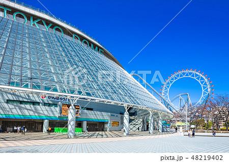 東京ドーム 48219402
