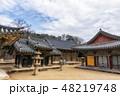 建築 アジア アジア人の写真 48219748