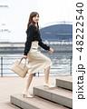 女性 ビジネスウーマン 人物の写真 48222540