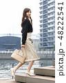 女性 ビジネスウーマン 人物の写真 48222541