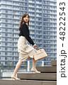 女性 ビジネス ビジネスウーマンの写真 48222543