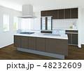 キッチン 48232609