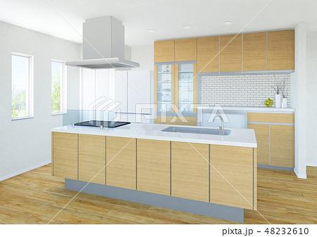 キッチン 48232610