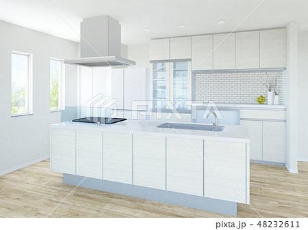 キッチン 48232611