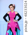ダンサー 服 服装の写真 48233024