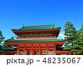 平安神宮 神社 神門の写真 48235067