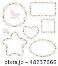 桜 花 春のイラスト 48237666
