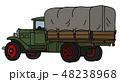 トラック 交通 運輸のイラスト 48238968