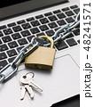 PCセキュリティーイメージ 48241571