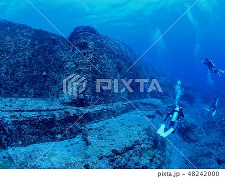 与那国島 海底遺跡 48242000