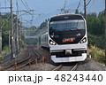 中央本線 あずさ 列車の写真 48243440