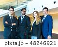 外資系 グローバル ビジネスの写真 48246921
