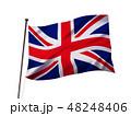 イギリスの国旗イメージ 48248406
