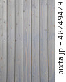 木目 板 背景の写真 48249429