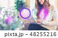 デジタル テクノロジー 技術の写真 48255216