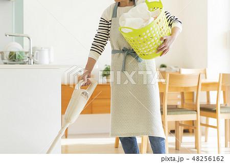 主婦 掃除機 48256162