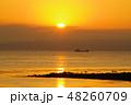 有明海の朝の風景16 48260709
