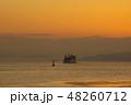 有明海の朝の風景19 48260712