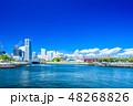 神奈川 横浜みなとみらいの風景 48268826