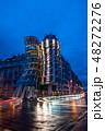 チェコ プラハ ダンシングハウスの写真 48272276