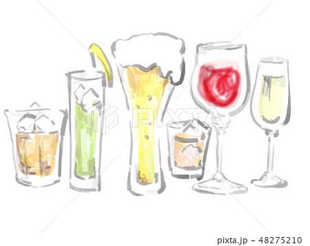 アルコール集合 お酒集合 アルコール お酒  48275210