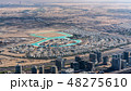 【ドバイ都市風景】ブルジュ・ハリファからの絶景 48275610