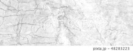 White marble pattern texture for background 48283223