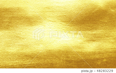 Shiny yellow leaf gold 48283229
