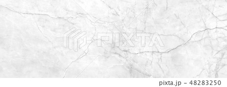 White marble pattern texture for background 48283250