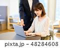 女性 人物 ビジネスの写真 48284608