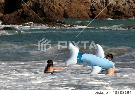 海水浴・夏だ~ 48288194
