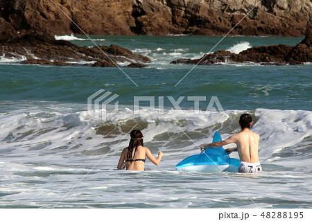 海水浴・夏だ~ 48288195