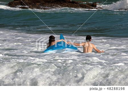 海水浴・夏だ~ 48288198