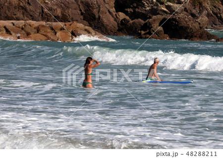 海水浴・夏だ~ 48288211