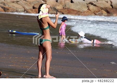 海水浴・夏だ~ 48288222