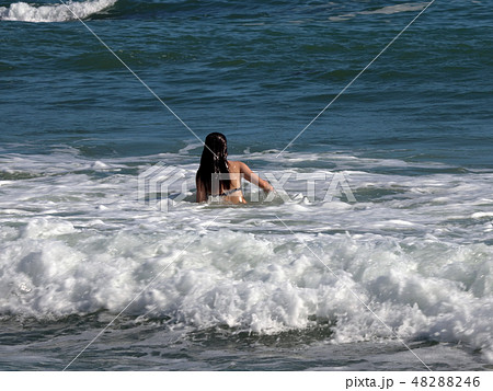 海水浴・夏だ~ 48288246