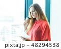 グローバルビジネス 女性 48294538