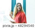 グローバルビジネス 女性 48294540