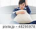 体調不良 頭痛 鬱 病気 女性 48295978