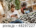 カメラ 電化製品 電子機器の写真 48297227