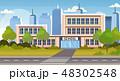 スクール ベクトル バックグラウンドのイラスト 48302548