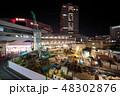 ビジネス 街 日本の写真 48302876