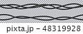 ケーブル 配線 針金のイラスト 48319928