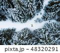 ゆき スノー 雪の写真 48320291