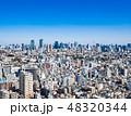 東京 都市風景 風景の写真 48320344
