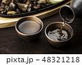 日本酒 清酒 酒の写真 48321218